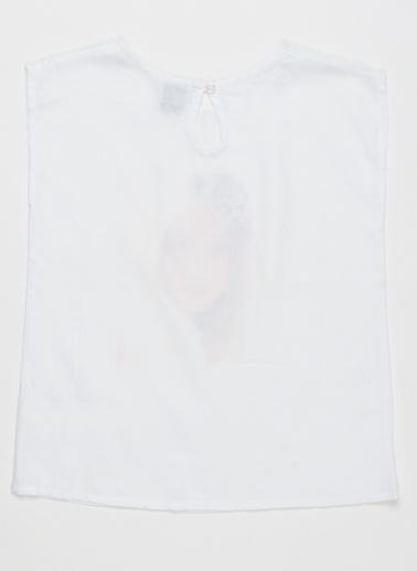 TAO-Tape à l'oeil Bluz Beyaz